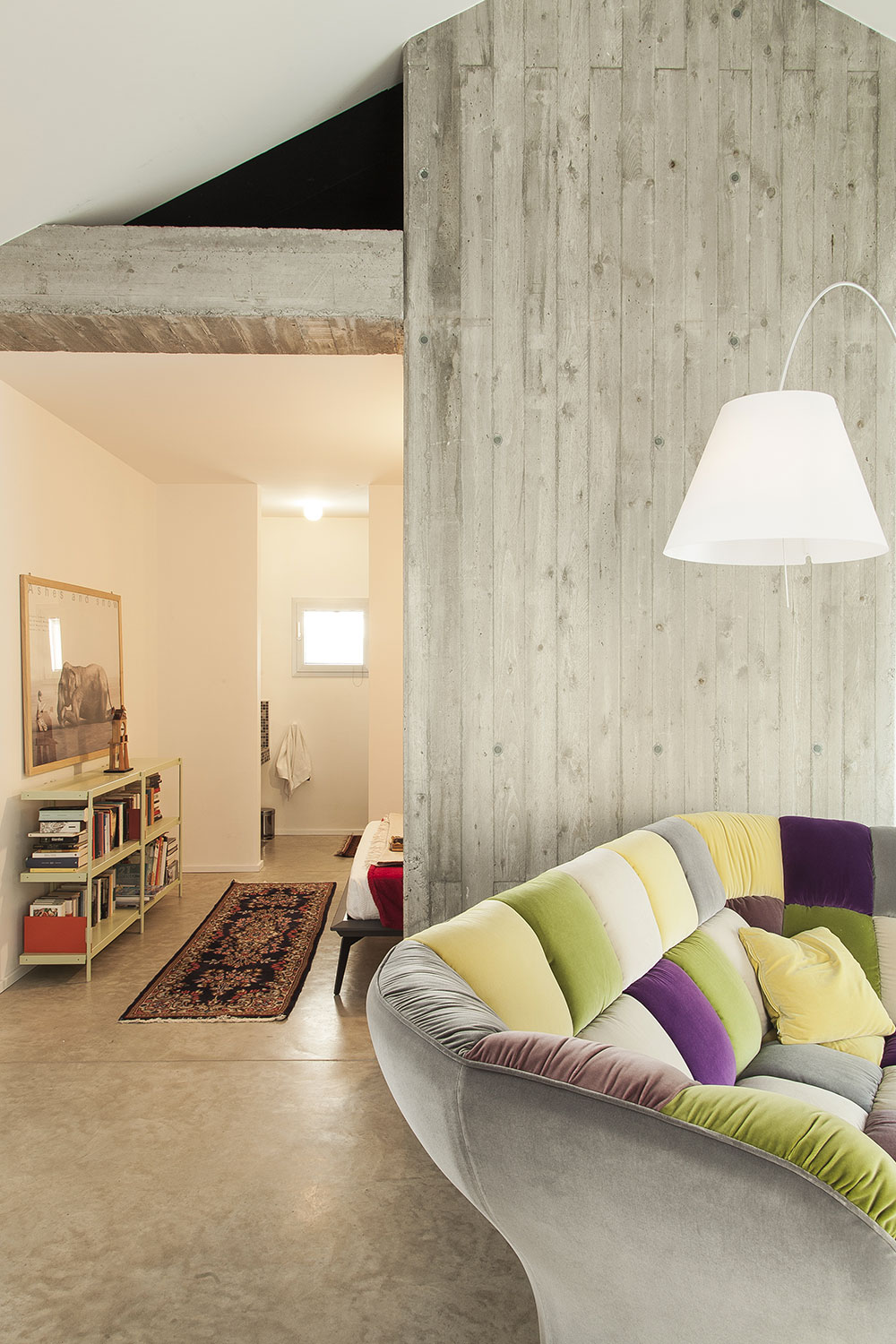 Casa Merla - ENVIRONMENTS, Nestled among the bell towers of many ...